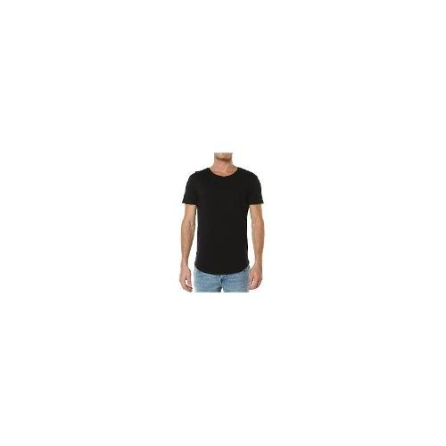 Silent Theory - New Silent Theory Men's Pigment Tail Mens Tee Cotton T-Shirt Black Size Extra Large