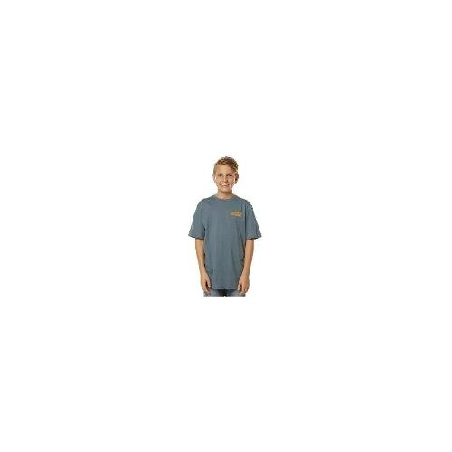 O'neill - New O'neill Boys Kids Boys Front Back Original Tee Toddler Children Blue Size 14
