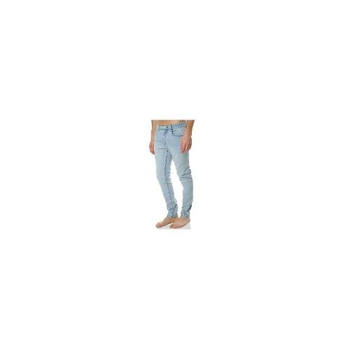 Rolla`s - New Rolla`S Men's Thin Captain Jean Cotton Denim Pants Blue Size 33