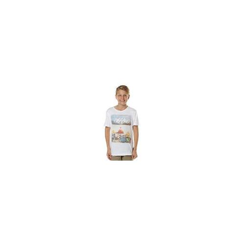 Mossimo - New Mossimo Boys Kids Boys Brazilia Tee Cotton Toddler Children White Size 10