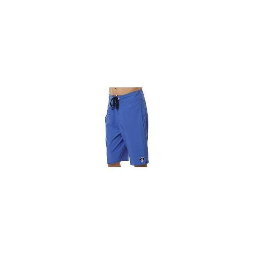 Volcom Boys Boardshorts - New Volcom Boys Kids Boys Lido Solid 19 Boardshort Toddler Children Blue Size 16