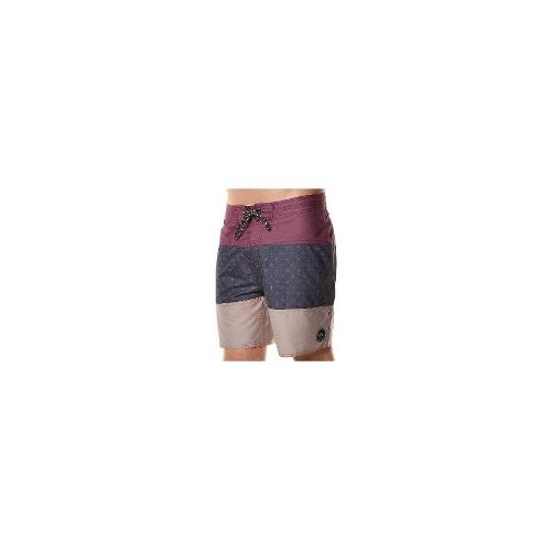 Rip Curl Mens Board Shorts - New Rip Curl Men's Rapture Mix Mens Boardshort Cotton Swimwear Size 32