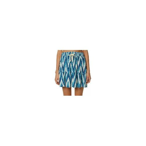 O'neill - New O'neill Women's Cupids Arrow Womens Skirt Boutique Blue Size 8