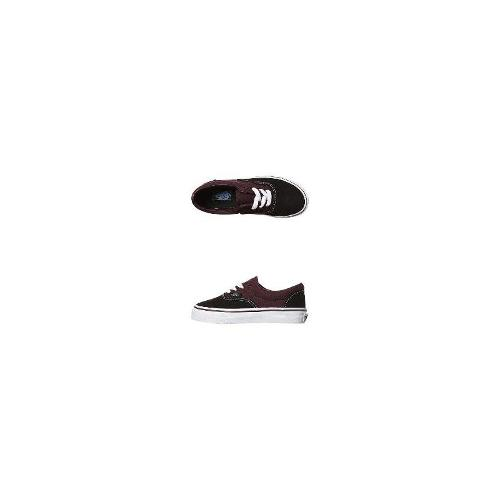 Vans Boys Shoes - New Vans Boys Kids Era Shoe Canvas Shoes Purple Size 3