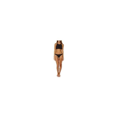 Afends - New Afends Women's Work It Out Bikini Black Size 6