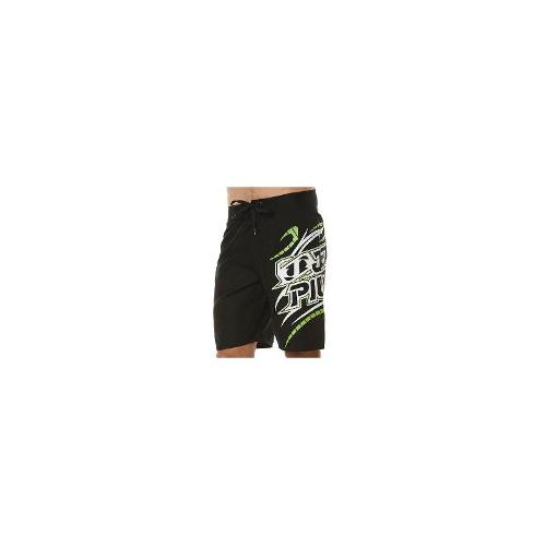 Jetpilot Mens Board Shorts - New Jetpilot Men's Hardware 2S14 Mens Boardshort Fitted Swimwear Black Size 30