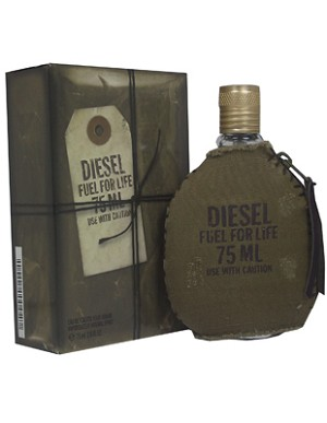 FUEL FOR LIFE MEN 75ml EDT SP by DIESEL