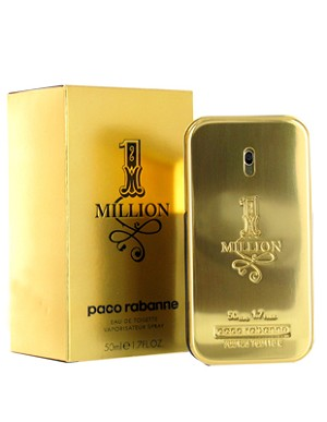 1 MILLION 50ml EDT SP by PACO RABANNE