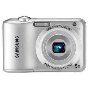 Samsung ES-30 Digital Still Camera - Silver