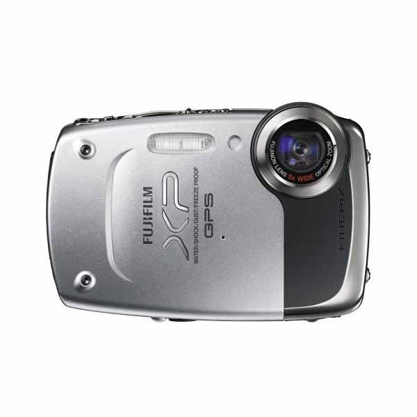 Fuji Finepix XP30 Silver