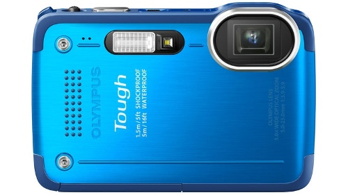 Olympus Stylus Tough TG-630 Digital Camera - Blue