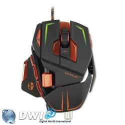 FREE SHIPPING: Mad Catz Cyborg M.M.O. 7 Gaming Mouse for PC/MAC (6400dpi) with 1 YEAR AUSTRALIAN WARRANTY
