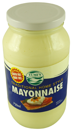 Yumi's Traditional Home Style Mayonnaise All Natural 720ml