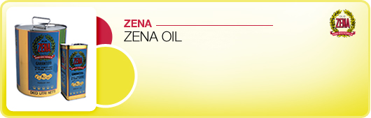 ZENA OIL VEGETABLE 4 L x 3