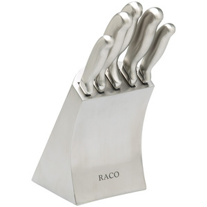 Raco 6 Piece Knife Block Set