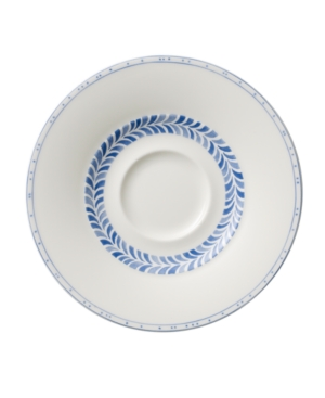 Villeroy & Boch Dinnerware, Farmhouse Touch Blueflowers Tea Saucer