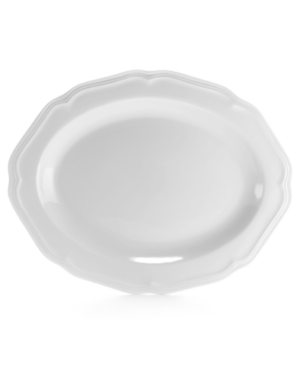 Mikasa Dinnerware, Antique White Oval Platter