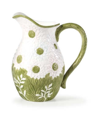 Mikasa Dinnerware, Silk Floral Serving Pitcher