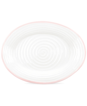 Portmeirion Dinnerware, Sophie Conran Carnivale Pink Large Oval Platter