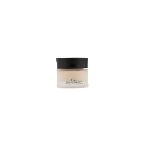Giorgio Armani Designer Shaping Cream Foundation SPF 20 - # 4 Light Sand 30ml