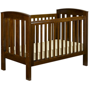 Bebe Care Coventry XT Cot/Bed - Walnut