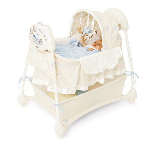 Sway & Sooth Auto Rocking Bassinet