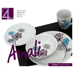 4Walls 16 Piece Anali Dinner Set