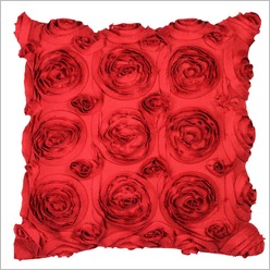 Madras Link - Maya Cushion in Red - Cushions