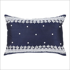 IDC - Nautic Star Embroidered Cushion - Cushions