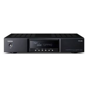 Toppro Twin Tuner HD Recorder with a 500GB HDD