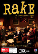 Rake - The Complete First Series
