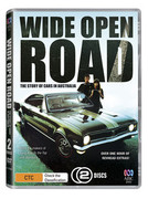 Wide Open Road DVD