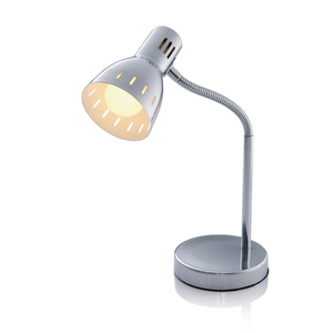 Mirabella Monet Chrome Desk Lamp