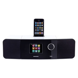 Grundig DAB+/Internet Trio Touch Micro System with iPhone Dock