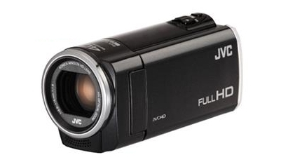 JVC Everio GZE100 Full HD Camcorder