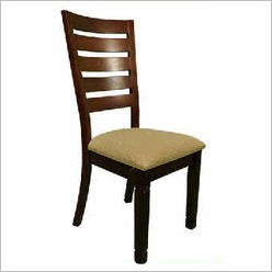 By Designs - Jamaica Dining Chair in Dark Oar - Dining Chairs