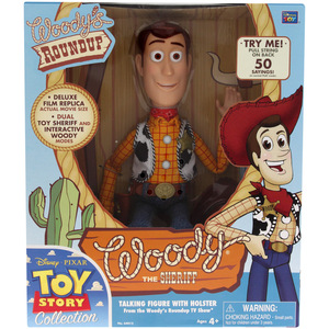 Interactive Woody the Sheriff Doll