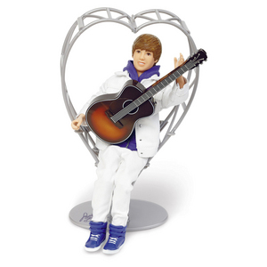 Justin Bieber Doll with Cage