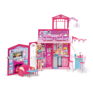 Barbie Doll Glamour Home