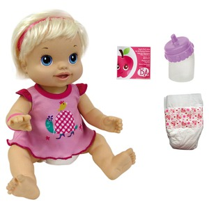 Baby Alive Wets and Wiggles