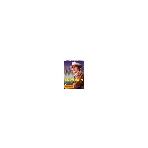 McCloud - The Complete First Season (3 Disc Set) - DVD