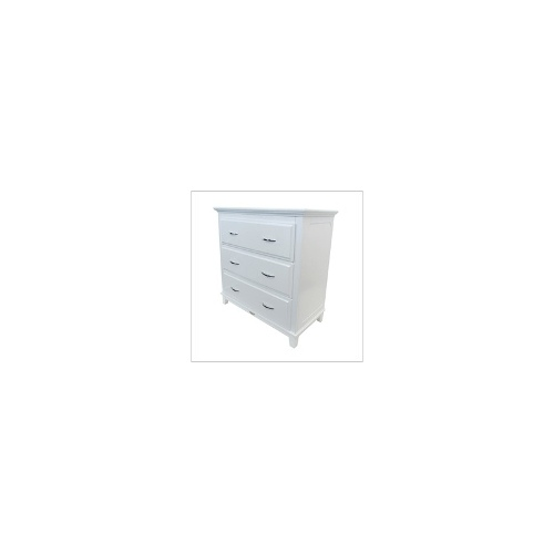 Chest of Drawer Colour: White - Tallboys & Chests of Drawers