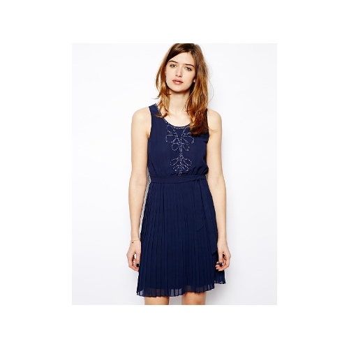 Pajette Beaded Dress