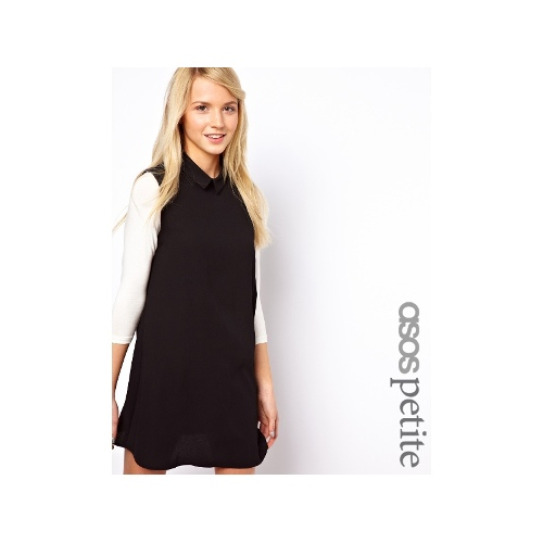 Exclusive Shirt Swing Dress