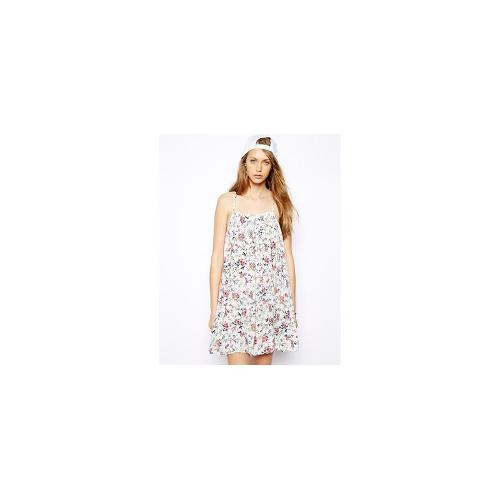 Only Floral Cami Dress - Multi