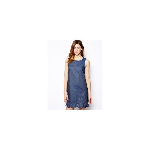 French Connection Morgana Dress in Denim