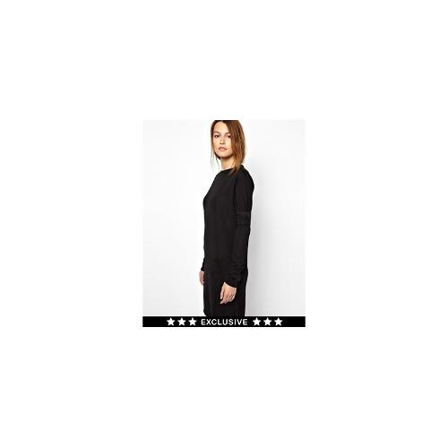 BACK by Ann-Sofie Back Exclusive for ASOS Dress - Black
