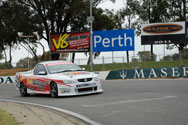 V8 Race Ute Drive Experience-5 Laps