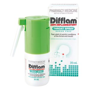 DIFFLAM THROAT SPRAY 30ML