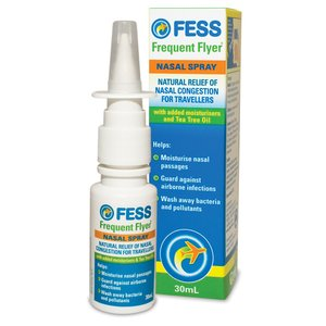 FESS NASAL SPRAY FREQUENT FLYER 30ML
